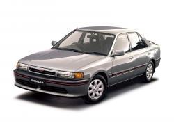 Mazda Familia VI (BG) Saloon