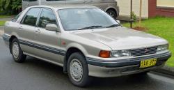 Mitsubishi Eterna VI Hatchback