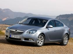 Opel Insignia A Liftback