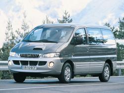 opony do Hyundai Starex I [1997 .. 2007] MPV