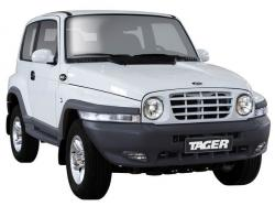 ТагАЗ Tager Closed Off-Road Vehicle