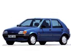 Ford Fiesta GFJ Hatchback