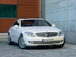 Mercedes-Benz CL-Class III (C216) Coupe