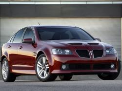 pontiac g8 2009 wheel tire sizes pcd offset and rims. Black Bedroom Furniture Sets. Home Design Ideas
