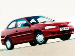 Hyundai Accent I Hatchback