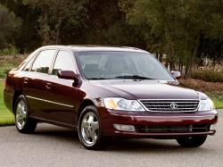 toyota avalon 2001 wheel tire sizes pcd offset and rims specs whe. Black Bedroom Furniture Sets. Home Design Ideas