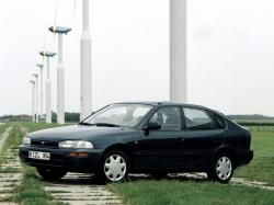丰田 卡罗拉 VII (E100) Liftback