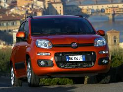 Fiat Panda III Hatchback