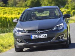 Opel Astra J Restyling Saloon