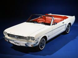 Ford Mustang I Convertible