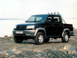 UAZ Pickup I Pickup