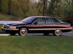 Buick Roadmaster Limousine