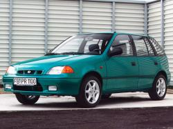 Subaru Justy SF Hatchback