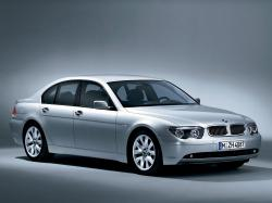 BMW 7 Series IV (E6x) Saloon