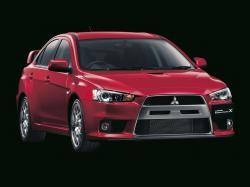 Mitsubishi Lancer Evolution X Saloon