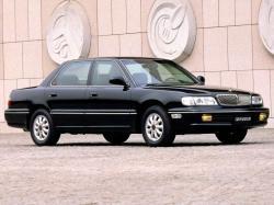 Hyundai Grandeur II Limousine