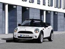 MINI Cabrio II (R57) Convertible