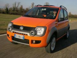 Fiat Panda II Hatchback