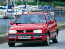 Volkswagen Golf Mk3 Estate