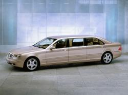 Mercedes-Benz S-Class IV (W220) Special Design