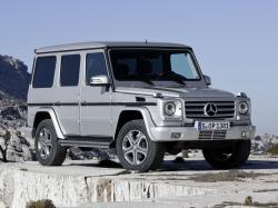 Mercedes-Benz G-Class II (W463) Restyling Closed Off-Road Vehicle