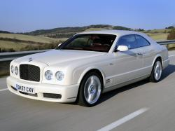 Bentley Brooklands wheels and tires specs icon