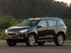Chevrolet TrailBlazer II Closed Off-Road Vehicle