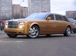 Rolls-Royce Phantom VII Berline