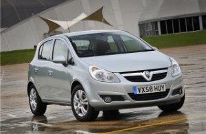 Vauxhall Corsa D Hatchback