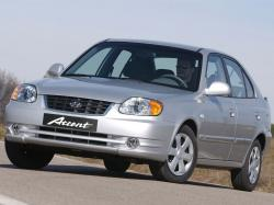 Hyundai Accent II Hatchback