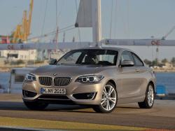 BMW 2 Series wheels and tires specs icon