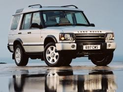 Land Rover Discovery 2 II Closed Off-Road Vehicle