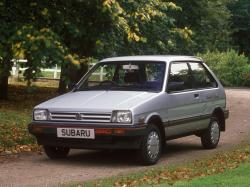 Subaru Justy I Hatchback