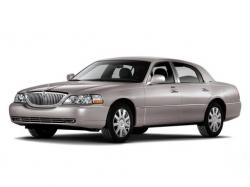 Icona per specifiche di ruote e pneumatici per Lincoln Town Car