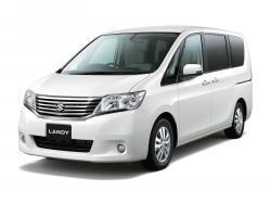 Suzuki Landy II MPV