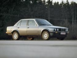 BMW 3 Series II (E30) Saloon