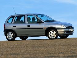 Vauxhall Corsa 1993-2000