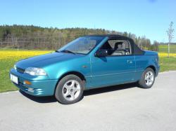 Suzuki Swift II Convertible