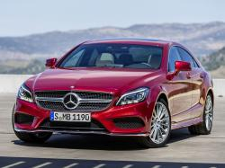 Mercedes-Benz CLS-Class C218/X218 Restyling Coupe