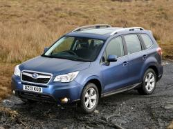 Subaru Forester IV Closed Off-Road Vehicle