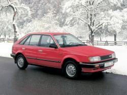 Mazda 323 III (BF) Hatchback