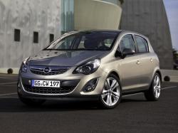 Opel Corsa D Restyling II Hatchback