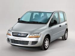 Icona per specifiche di ruote e pneumatici per Fiat Multipla