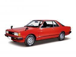 Nissan Bluebird VI (910) Coupe