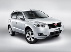 Geely Emgrand X7 Closed Off-Road Vehicle