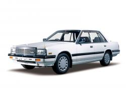 Nissan Laurel wheels and tires specs icon