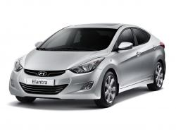2013 Hyundai Accent Tire Size >> Hyundai Elantra - Specs of wheel sizes, tires, PCD, Offset ...