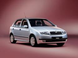 Skoda Fabia 6Y Hatchback