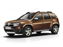 Dacia Duster I Closed Off-Road Vehicle
