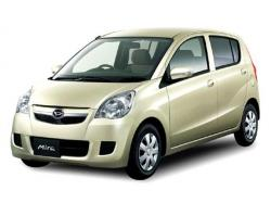 Daihatsu Mira wheels and tires specs icon
